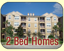 2 Bed Vacation Homes to Rent