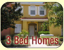3 Bed Vacation Homes to Rent