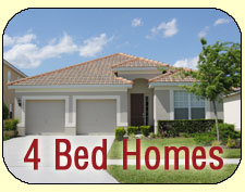 4 Bed Vacation Homes to Rent