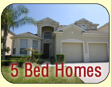 5 Bed Vacation Homes to Rent